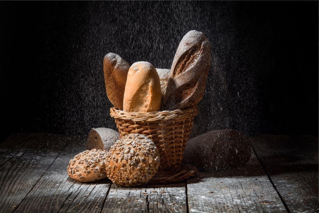 Gluteenittomia leipiä