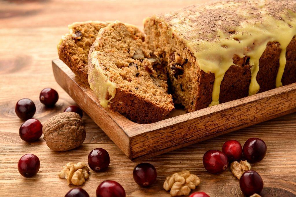 Gluteenittomaan ruokavalioon sopiva kakku.